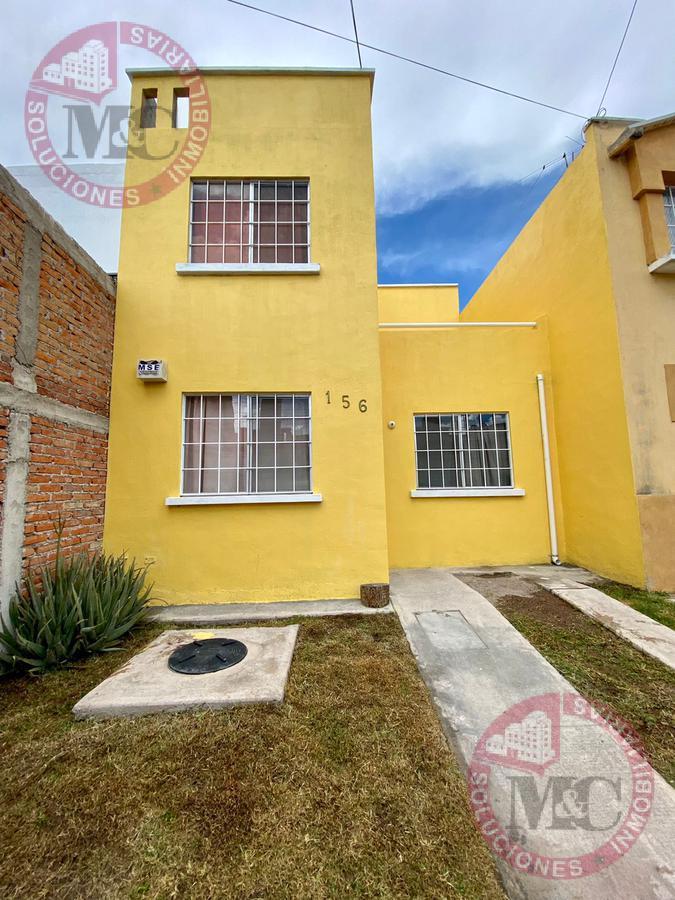 Foto Casa en Renta en  Fraccionamiento Cartagena 1947,  Aguascalientes  Salvador Martinez #156 Fracc. Cartagena al 1900