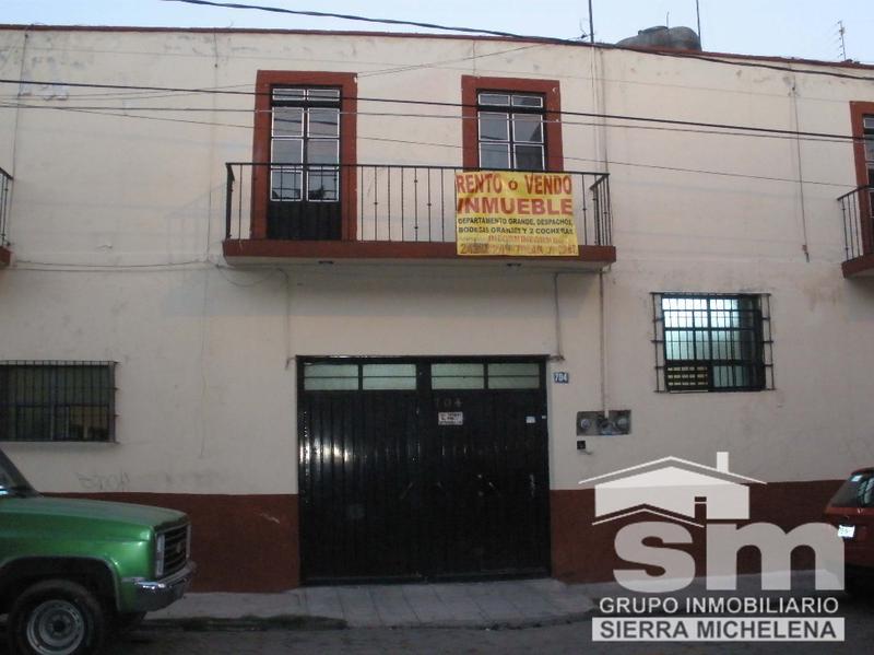 Foto Casa en Venta en  Santa María,  Puebla  CASA CON USO COMERCIAL EN VENTA EN COLONIA SANTA MARÍA