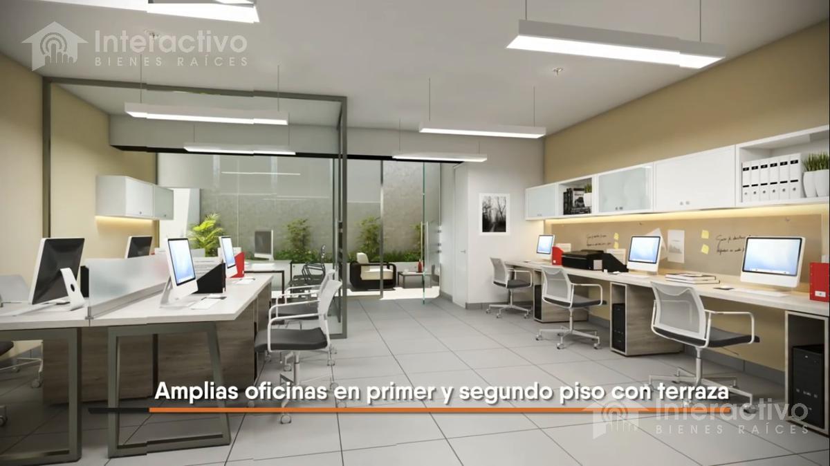 Foto Oficina en Venta en  Lince,  Lima  Av. Arequipa oficina en 1er piso con terraza