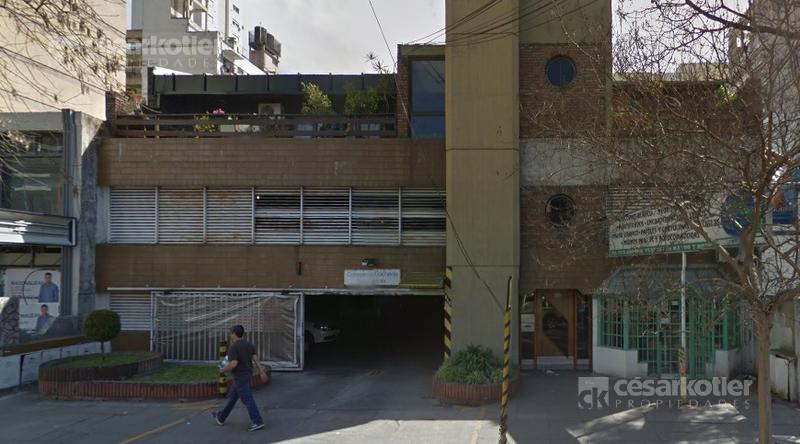 Foto Cochera en Venta en  Lomas de Zamora Oeste,  Lomas De Zamora  Italia 151 3° Piso N° 6