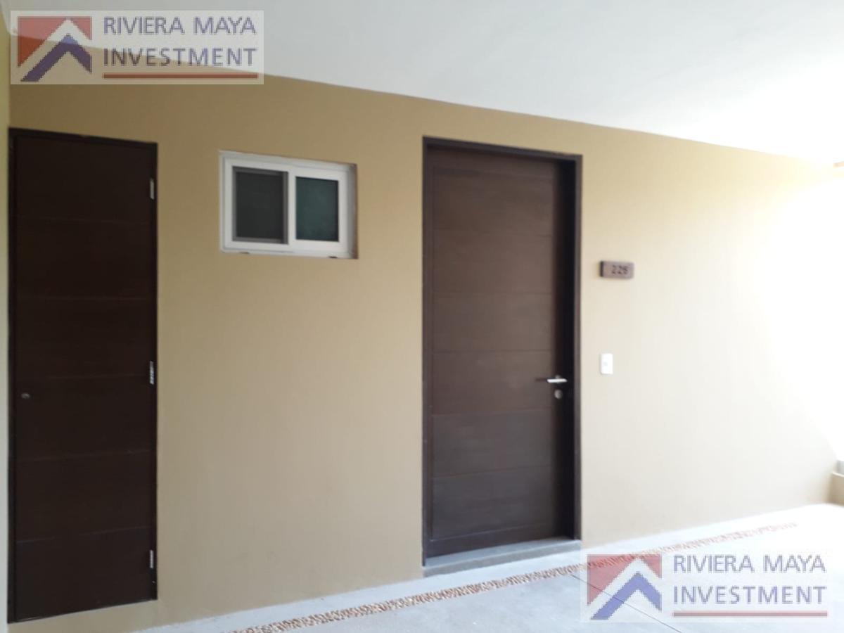 Foto Departamento en Venta en  Playacar,  Solidaridad  Departamento Vaivén del Viento, en Venta