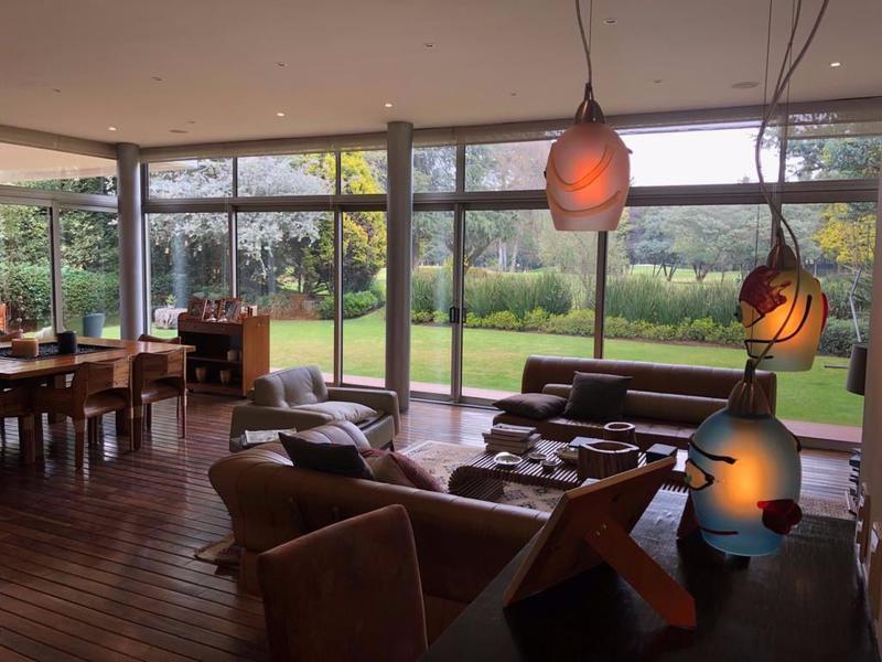 Foto Casa en Venta en  Club de Golf los Encinos,  Lerma  Paseo de Los Cedros, Club de Golf Los Encinos