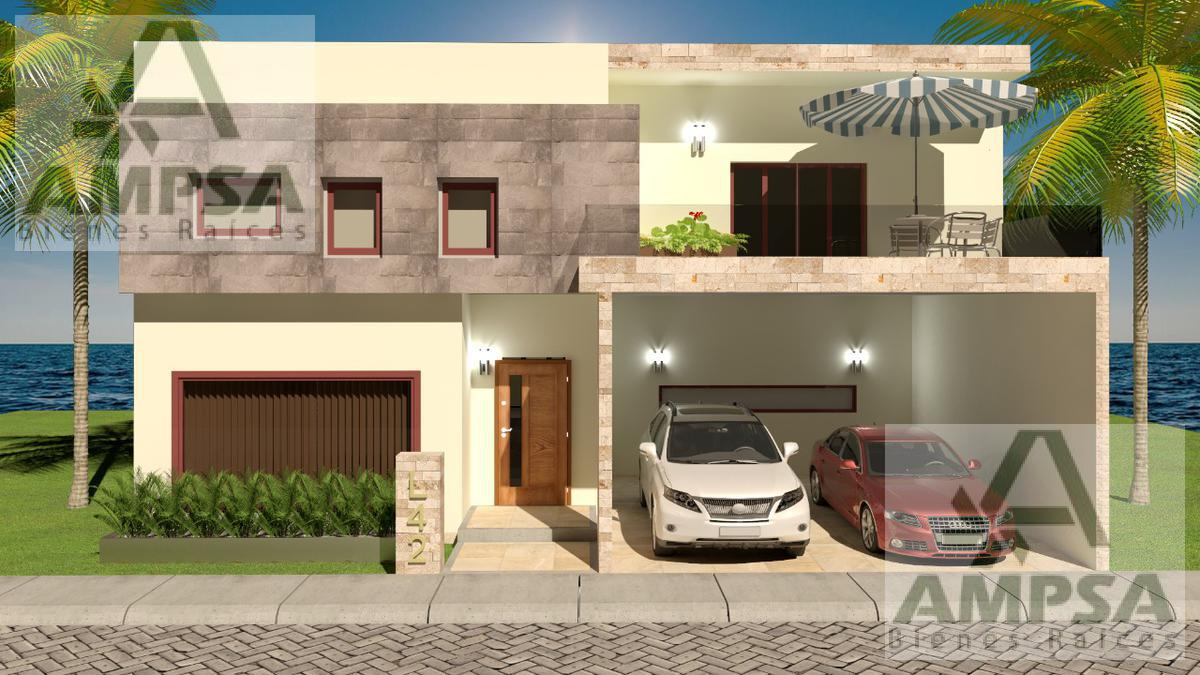 Foto Casa en Venta en  Alvarado Centro,  Alvarado  Residencia Ancla Alvarado Veracruz