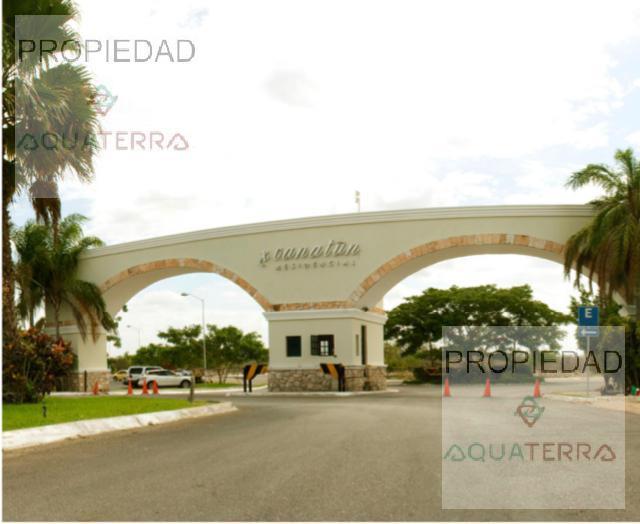 Terreno Residencial en Privada Xcanatún