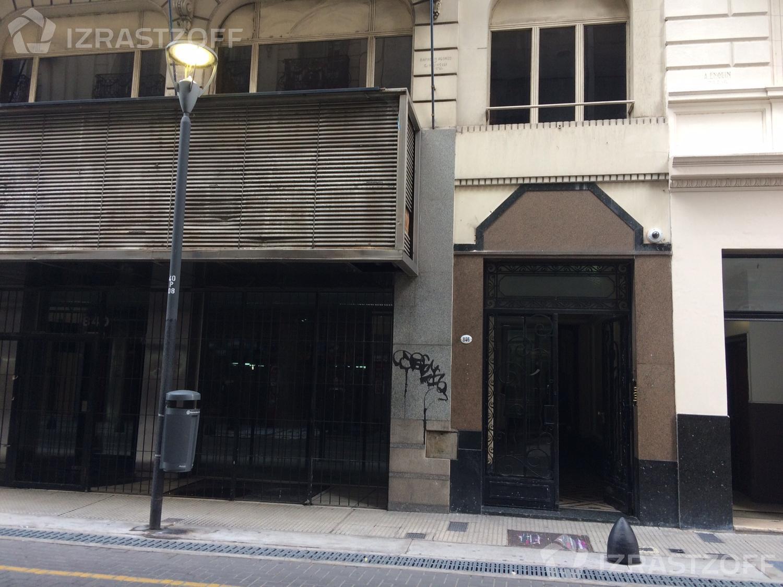 Oficina-Alquiler-Centro-Sarmiento e/ Suipacha y Esmeralda