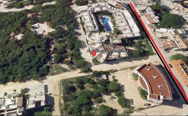 Foto Casa en Venta en  Playa del Carmen,  Solidaridad  Apartment for sale 5th.Bis Avenida, Playa del Carmen P2718