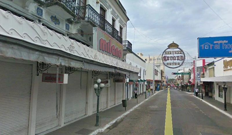 Foto Local en Renta en  Tampico Centro,  Tampico  EXCELENTE LOCAL COMERCIAL EN RENTA EN CENTRO DE TAMPICO, TAM., CALLE ADUANA