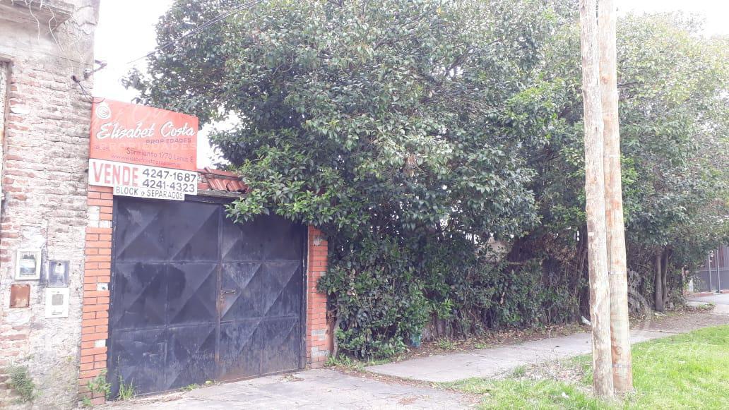 Foto Terreno en Venta en  Monte Chingolo,  Lanus  Sitio de Montevideo 4642/70