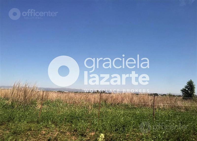 Foto Terreno en Venta en  Est Juarez Celman,  Colon  80 Ha en venta pegado a Villa Los Llanos