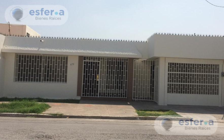 Foto Casa en Renta en  Torreón Jardín,  Torreón    Casa en Renta en Torreón, Jardín  completamente Remodelada!!!!