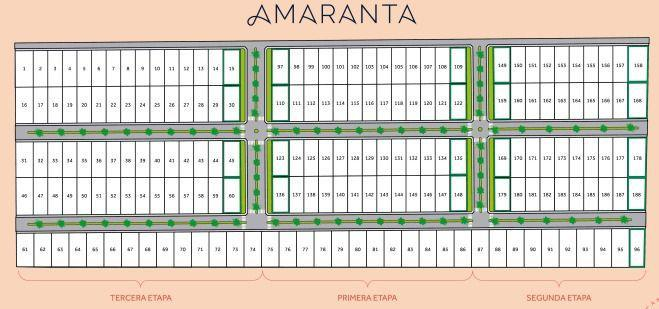 Foto Terreno en Venta en  Conkal ,  Yucatán  Lotes Residenciales en pre-venta en Amaranta Conkal