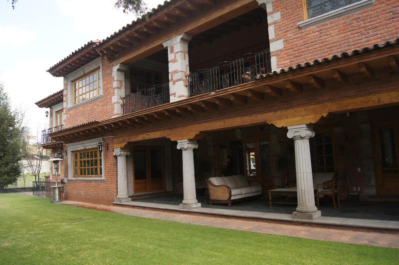Foto Casa en Renta en  Club de Golf los Encinos,  Lerma  Casa en Renta 4 recamaras, Club de Golf Los Encinos