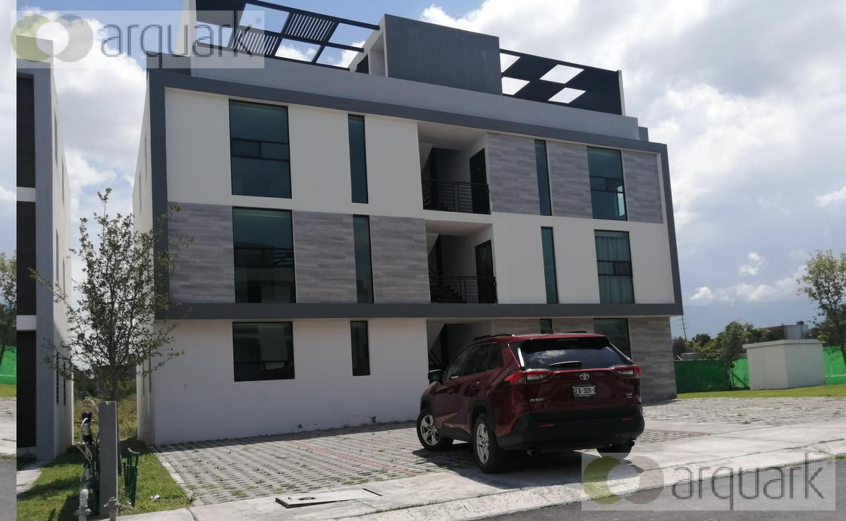 Foto Departamento en Renta en  Los Fresnos,  Monterrey  Departamento nuevo, sobre Constituyentes de NL. A estrenar.