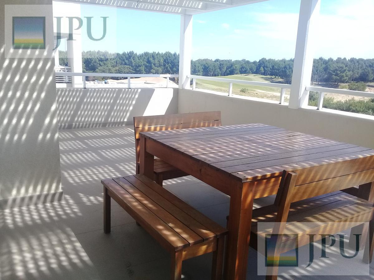 Foto Departamento en Alquiler temporario en  Costa Esmeralda,  Punta Medanos  AlGolf19 - Edificio Águila, 2F