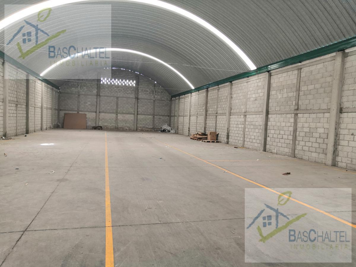 Foto Bodega Industrial en Renta |  en  Industrial Resurrección,  Puebla  Industrial Resurrección