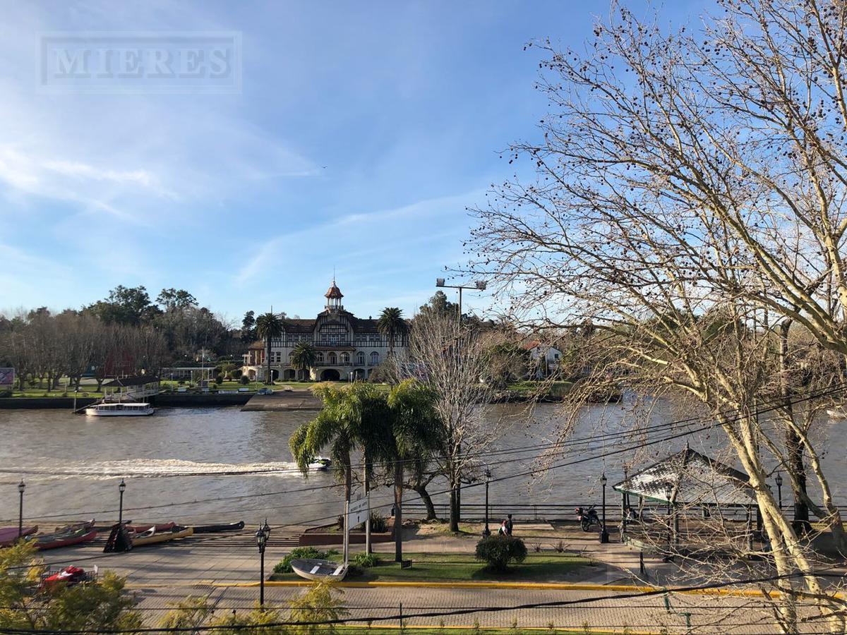 Departamento con vista al rio en Tigre