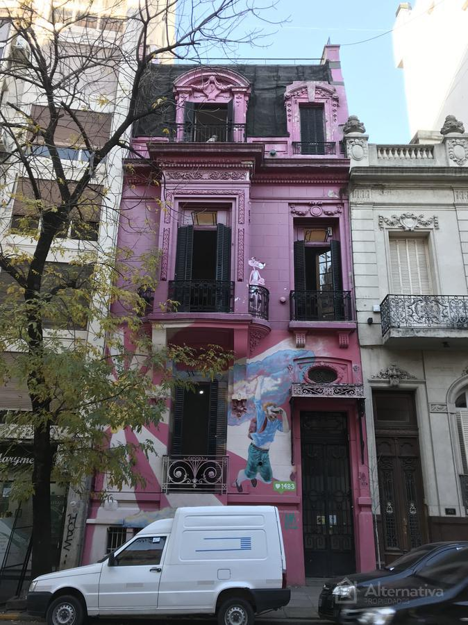 Petit Hotel en Barrio Norte