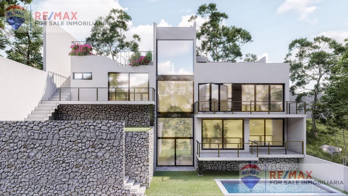 Foto Casa en Venta en  Las Palmas,  Cuernavaca  Pre-venta de casa en fracc. con vigilancia, Col. Las Palmas, Cuernavaca…Clave 3135