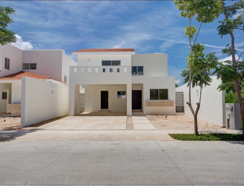 Foto Casa en Venta |  en  Conkal ,  Yucatán  ESTRENE PRECIOSA CASA EN ARBOREA