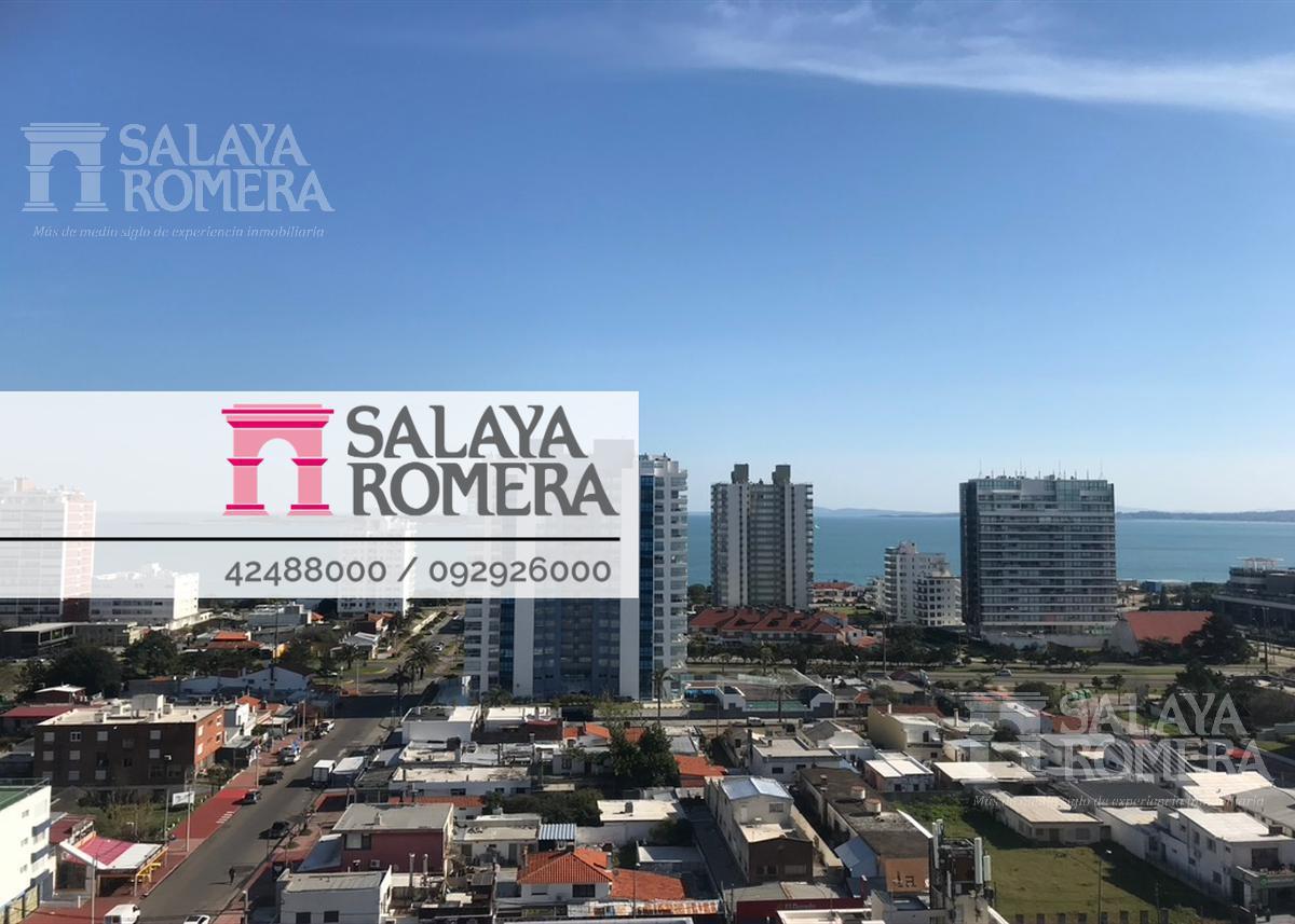 Foto Departamento en Alquiler en  Playa Mansa,  Punta del Este  Apartamento  en alquiler invernal 2 dormitorios , 2 banos y balcon Punta del Este
