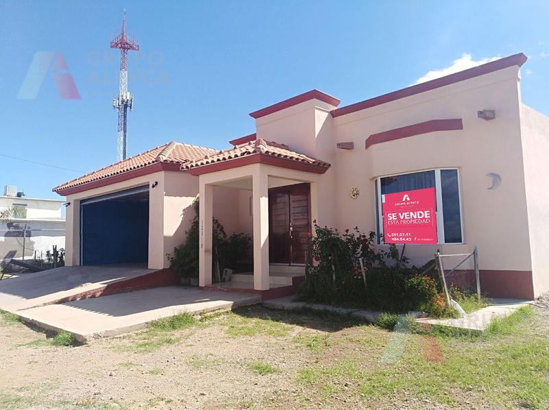 Foto Casa en Venta en  Esperanza,  Chihuahua  colonia LA ESPERANZA