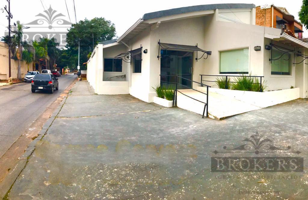 Foto Oficina en Alquiler en  Mcal. Estigarribia,  La Recoleta  Alquilo Oficina de 200m2 con estacionamiento para 5 autos zona H. Bautista