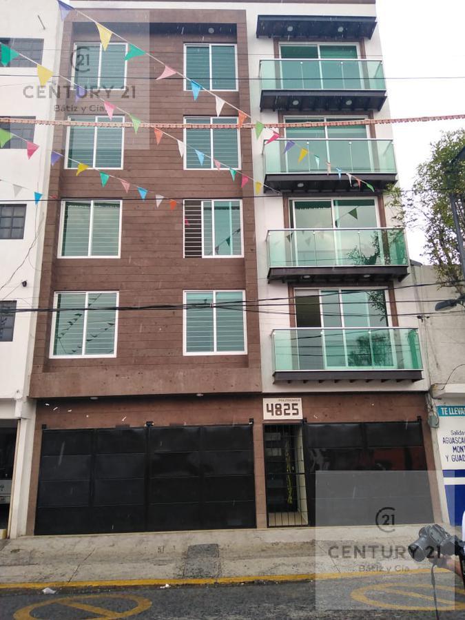 Foto Departamento en Venta en  Tlacamaca,  Gustavo A. Madero  AV. INSTITUTO POLITECNICO NACIONAL al 4800