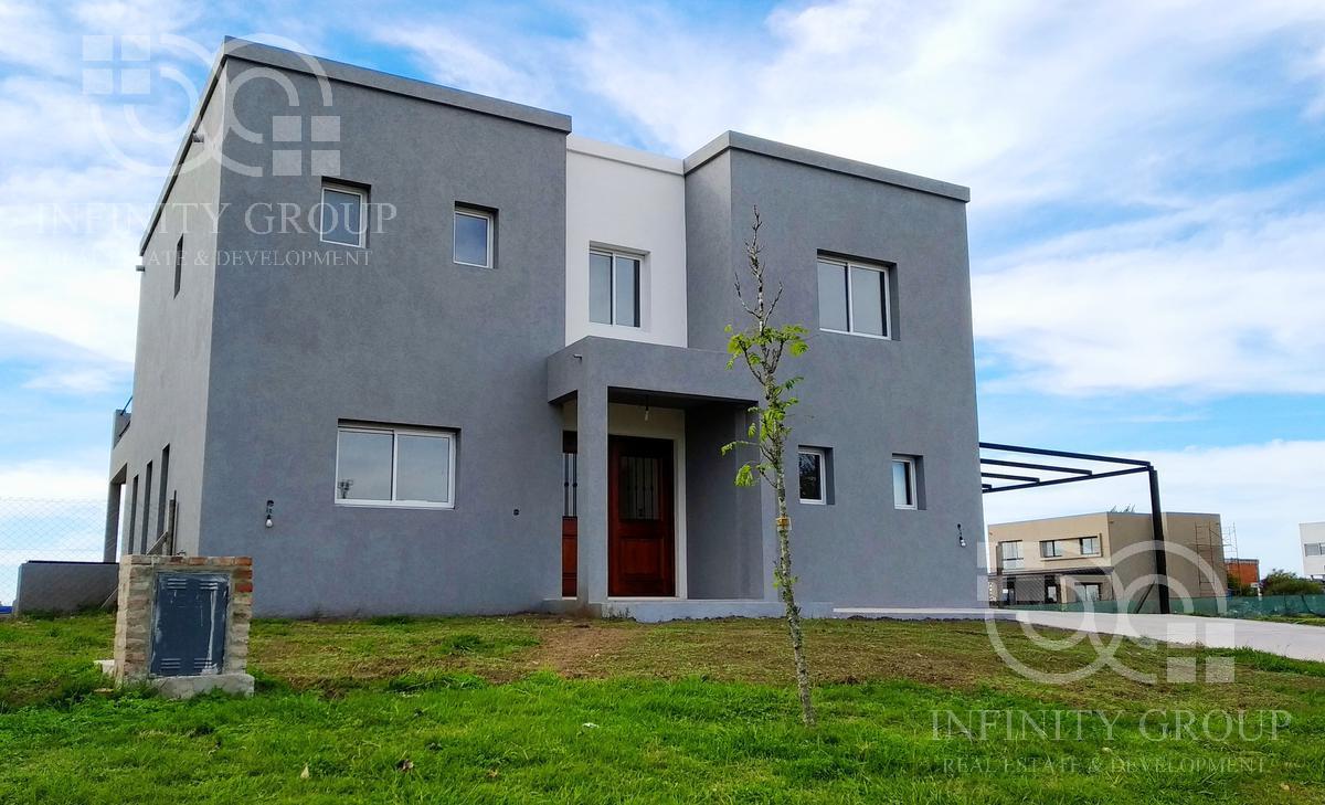 Foto Casa en Venta en  El Canton,  Countries/B.Cerrado (Escobar)  El Canton - Norte Lote al 800