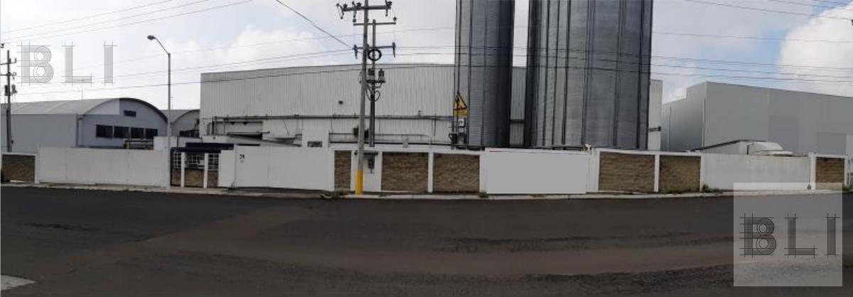 Foto Bodega Industrial en  en  Querétaro ,  Querétaro  Queretaro