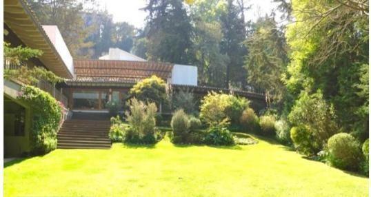 Foto Casa en Renta    en  San Bartolo Ameyalco,  Alvaro Obregón  DESIERTO DE LOS LEONES EXCLUSIVA CASA EN RENTA