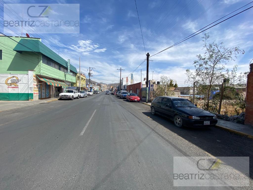 Foto Terreno en Venta en  Pachuca ,  Hidalgo  CALLE ABASOLO, PACHUCA, HGO
