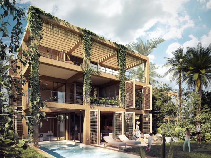Playa del Carmen Apartment for Sale scene image 33