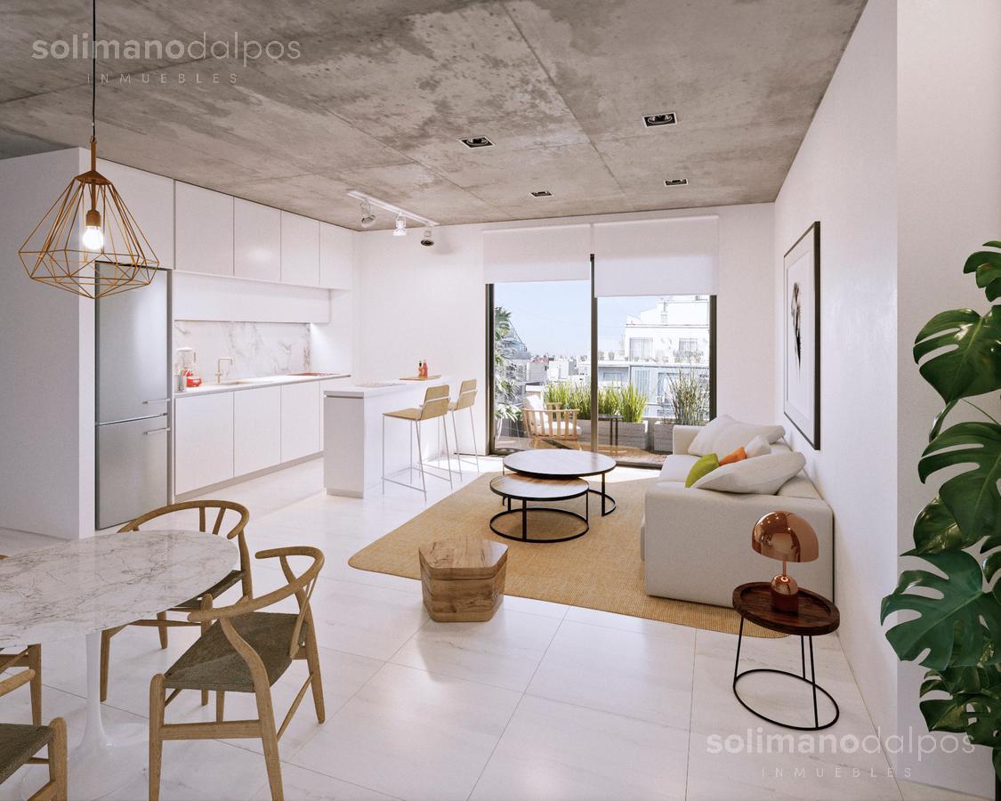 Foto Departamento en Venta en  Palermo ,  Capital Federal  Santos Dumont 2395