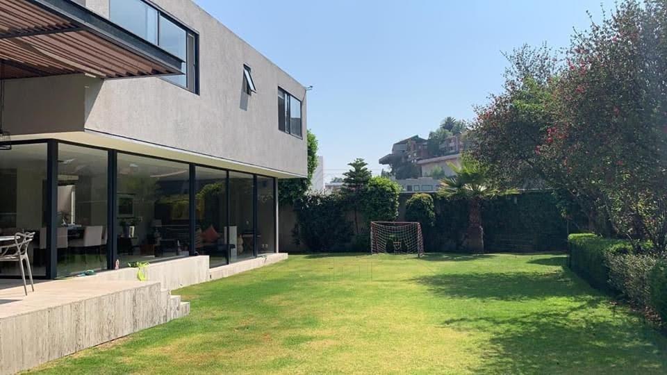 Foto Casa en Renta en  Bosque de las Lomas,  Miguel Hidalgo  Bosque de Sabinos amplia casa con jardín a la renta  (GR)