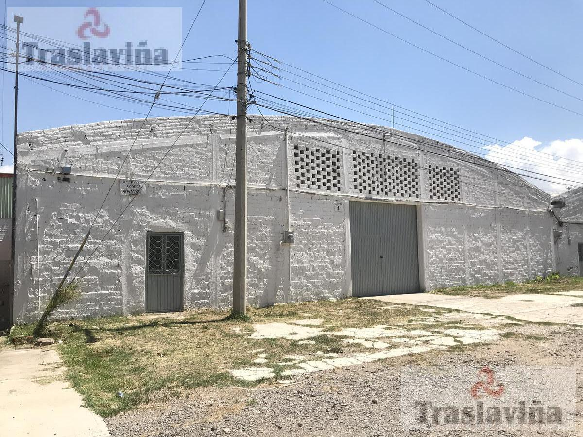 Foto Bodega Industrial en Renta en  Fraccionamiento El Rosario,  León  Camito al Palote BODEGA