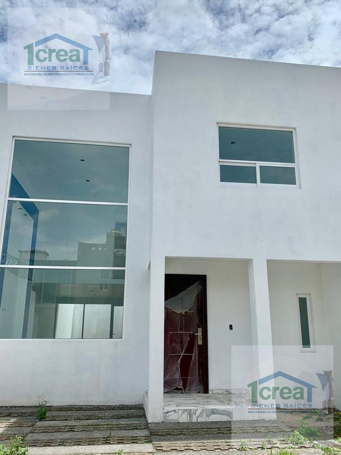 Foto Casa en Venta en  Metepec ,  Edo. de México  Casa nueva Metepec