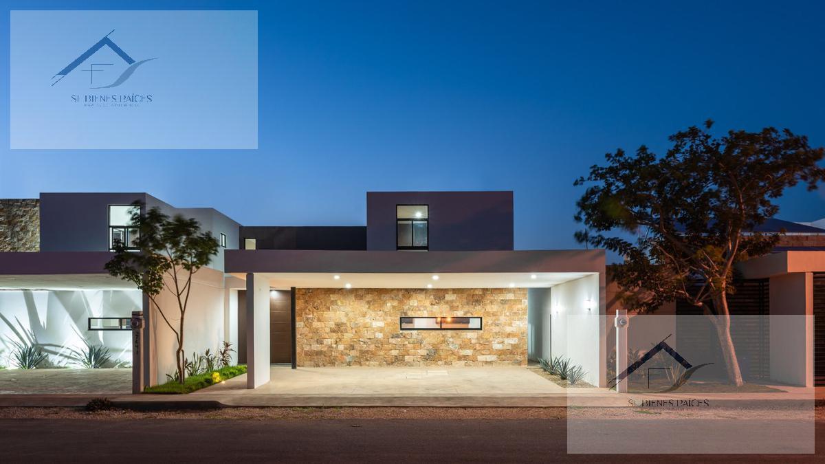 Foto Casa en Venta en  Temozón ,  Yucatán  AMIDANAH Residencial Venta de Casa - 4 recamaras Temozón Norte