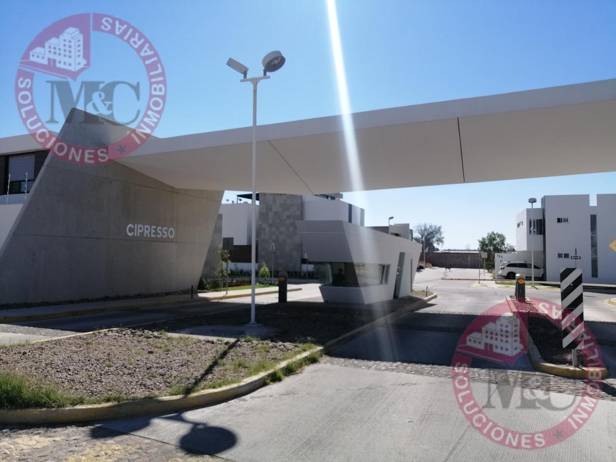 Foto Terreno en Venta en  Aguascalientes ,  Aguascalientes  ALBERIA COTO CIPRESSO