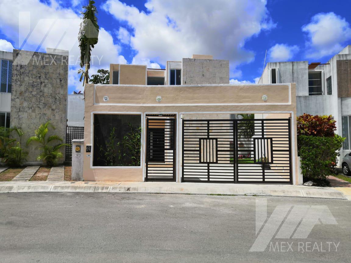 Foto Casa en Venta en  Bahía Dorada,  Cancún  Casa en Venta en Bahía Dorada, 3 Recamaras, SM 320, Cancún Q. Roo, Clave GERA12