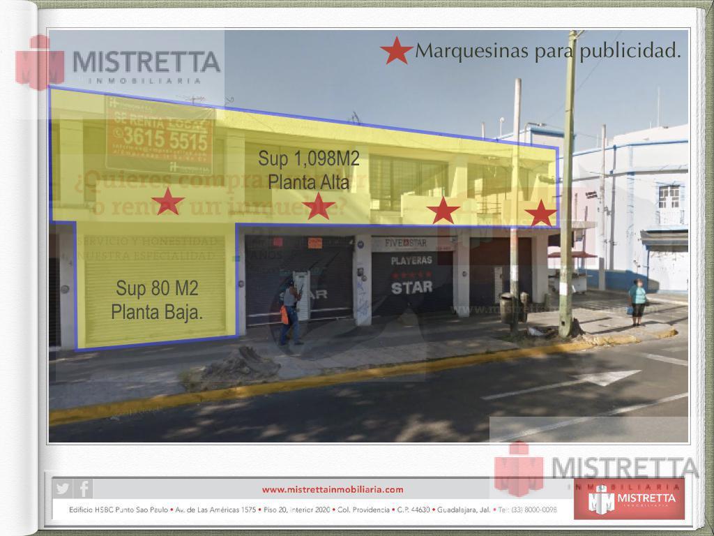 Foto Local en Renta en  Oblatos,  Guadalajara  Javier Mina 320