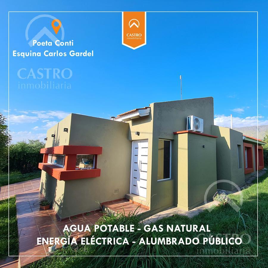 Foto Casa en Venta en  Nuevo Merlo,  Merlo  Poeta Conti esquina  Carlos Gardel