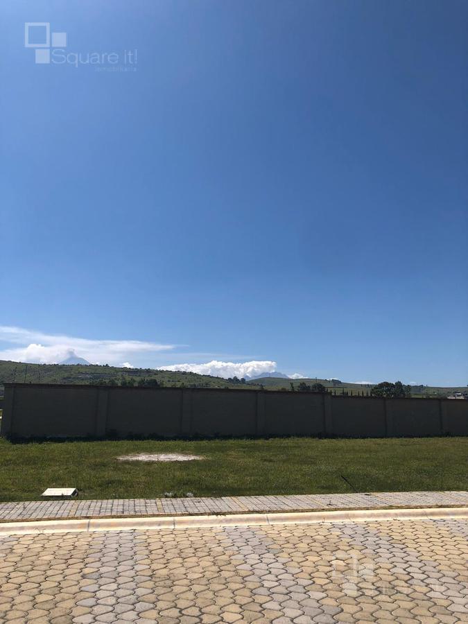 Foto Terreno en Venta en  Fraccionamiento Lomas de  Angelópolis,  San Andrés Cholula  Venta de Lote en Montebello  Parque Chiapas, Cascatta II, Lomas