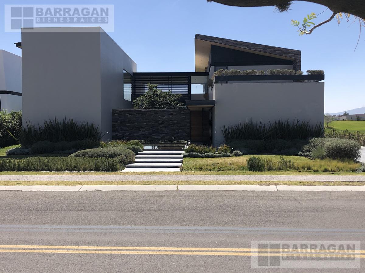 Foto Casa en Venta en  Fraccionamiento El Campanario,  Querétaro  Casa con Vista Panorámica a Campo de Golf en Venta El Campanario, Querétaro
