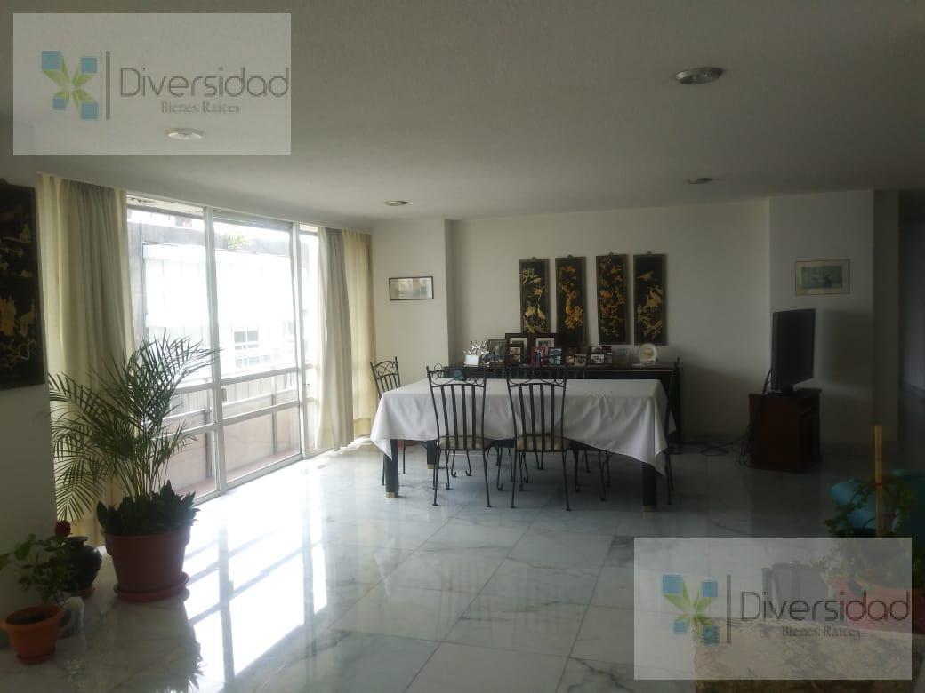 Foto Departamento en Venta en  Miguel Hidalgo ,  Ciudad de Mexico  Av Homero , Polanco,