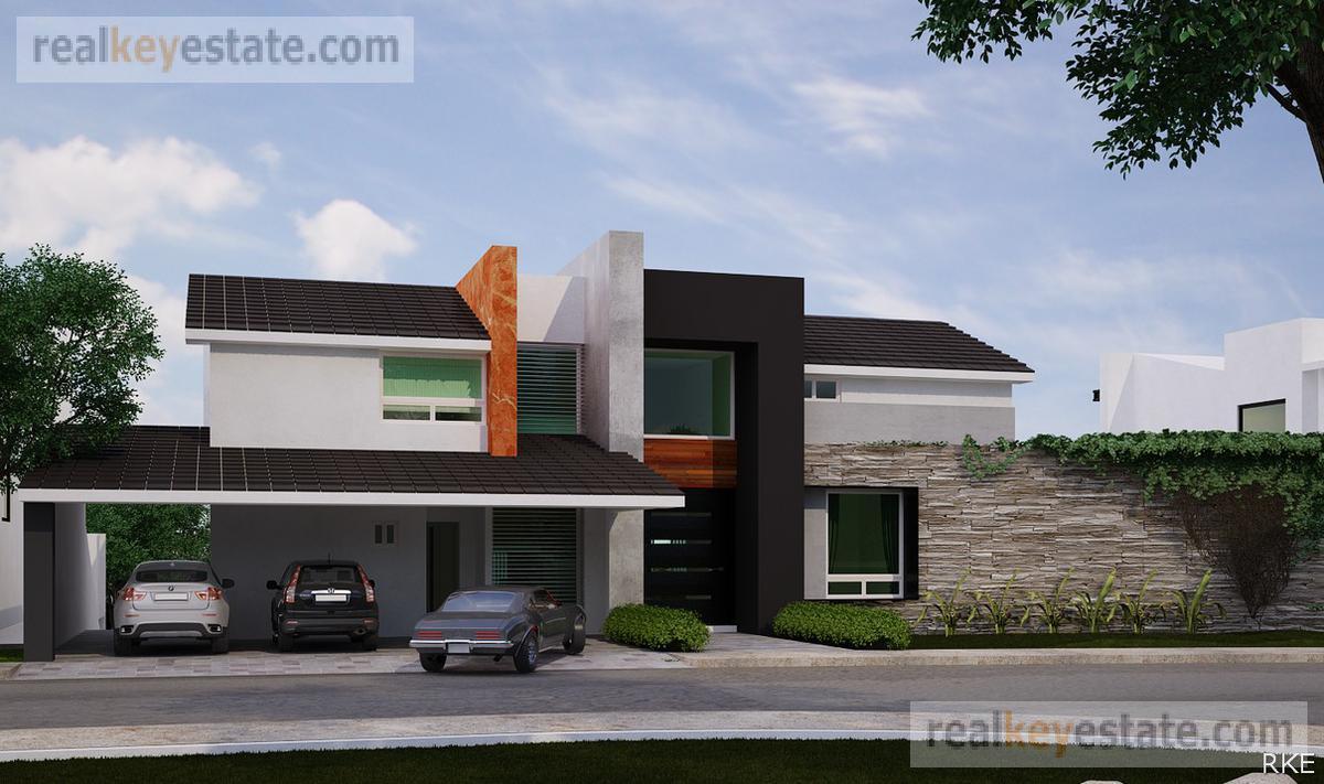 Foto Casa en Venta en  Sierra Alta 3er Sector,  Monterrey  CASA EN PREVENTA EN SIERRA ALTA