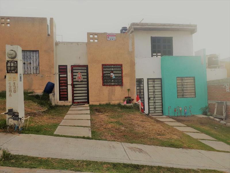 Casa en venta una planta Fraccionamiento Altavista León Gto.