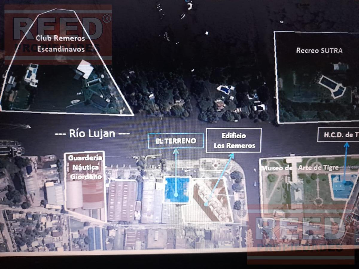 Foto Terreno en Venta en  Ciudad De Tigre,  Tigre  Tupac Amarú al 1000