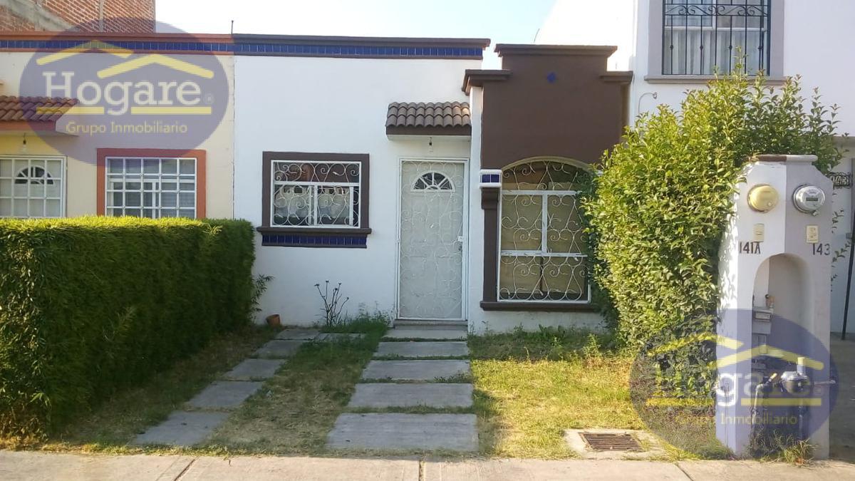 Casa en RENTA UNA PLANTA colonia Brisas del Lago Leon, Gto.