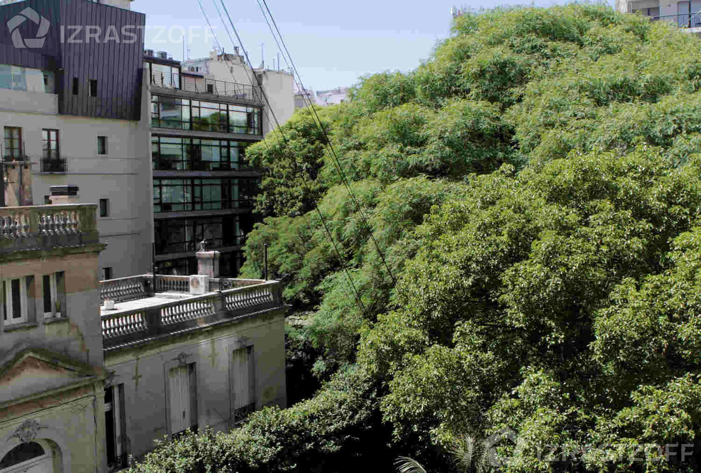 Departamento-Alquiler-Barrio Norte-Guido al 1500 entre Parera y Montevideo