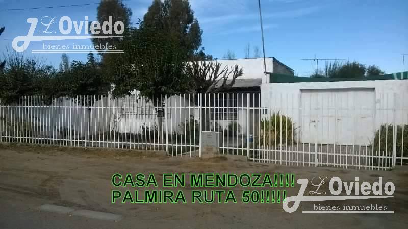 Foto Casa en Venta en  Palmira,  San Martin  ruta 50